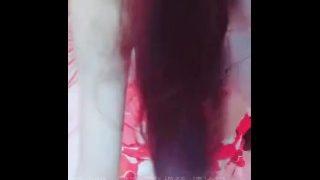 Cute Skinny Chinese Teen Blindfolded Sex