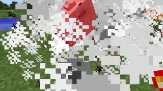 """【音MAD】b站up主""""漫步Mair""""和娘化猪援交 Chinese boy fucks Minecraft moepig in Bilibili"""